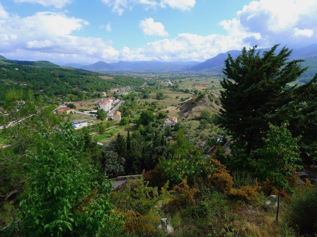 Fondo valle d'Agri